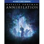Annihilation (Blu-ray + DVD + Digital) by