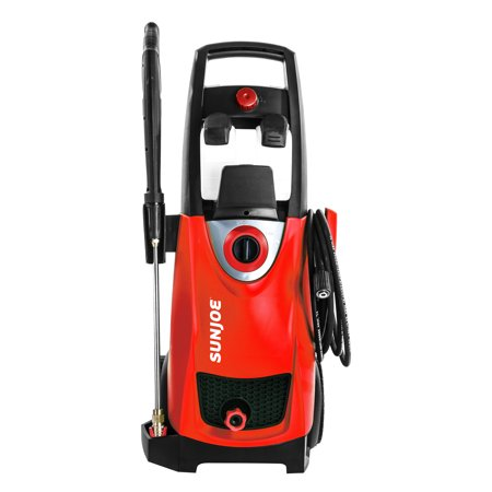 Sun Joe SPX3000-RED Electric Pressure Washer 2030 PSI 1.76 GPM 14.5-Amp Red