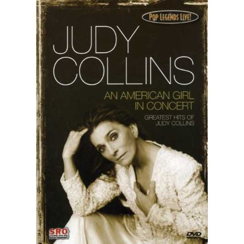 Judy Collins: Pop Legends Live