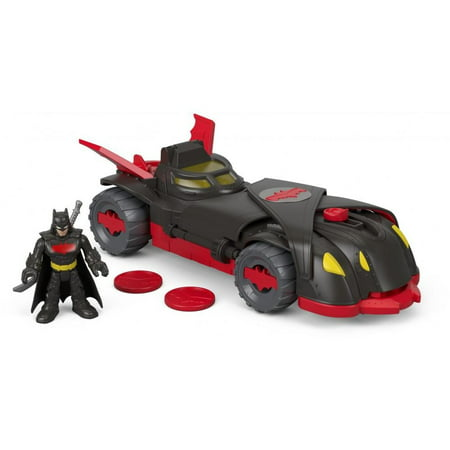 Imaginext DC Super Friends Ninja Armor Batmobile for $<!---->