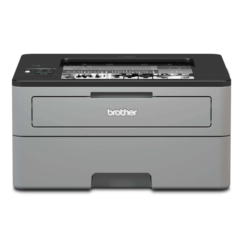Brother HL-L2325DW Monochrome Laser Printer, Wireless Networking & Duplex Printing