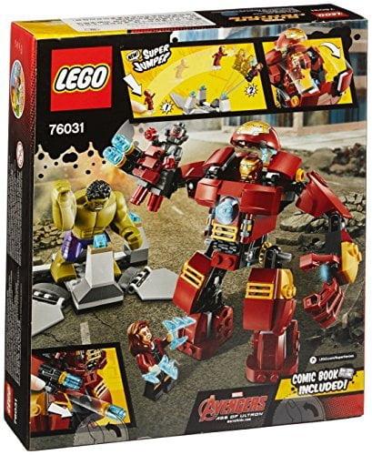 Lego of Super Heroes Hulk Buster Smash 76031