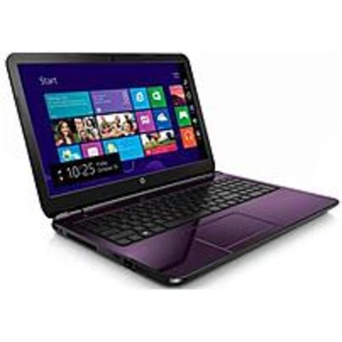 HP TouchSmart J9K49UA 15-r137wm Notebook PC - Intel Core i3-4005U (Refurbished)