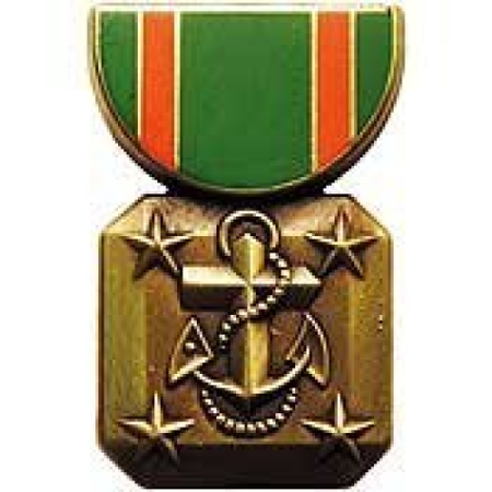 United States Armed Forces Mini Award Medal Pin - USN Navy Achievement Medal