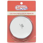 Preferred Plus 10X Magnification Mirror, 1 ea