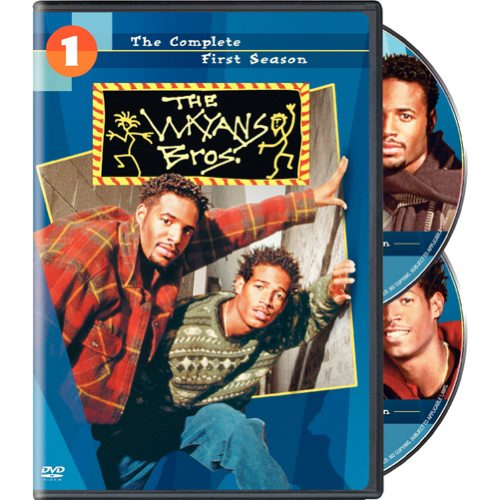 The Wayans Bros: The Complete First Season (Full Frame)