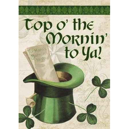 Irish Blessings Poster Print by Tammy Apple