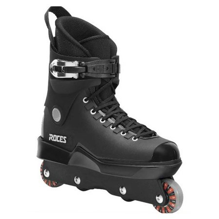 Roces Mens M12 UFS Aggressive Street Italian Inline Skates Black 101183 (Best Rollerblades For Street Skating)