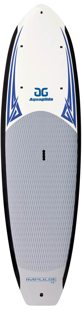 "Aquaglide 58-5214350 Impulse Kid's Composite 9' 6"" Stand Up Paddle Board SUP by Aquaglide"