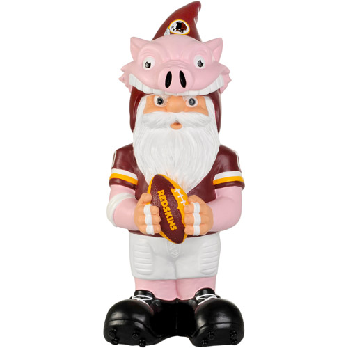 Washington Redskins Thematic Gnome
