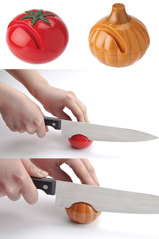 Joie MSC Knife Sharpener Onion by NAF Imports