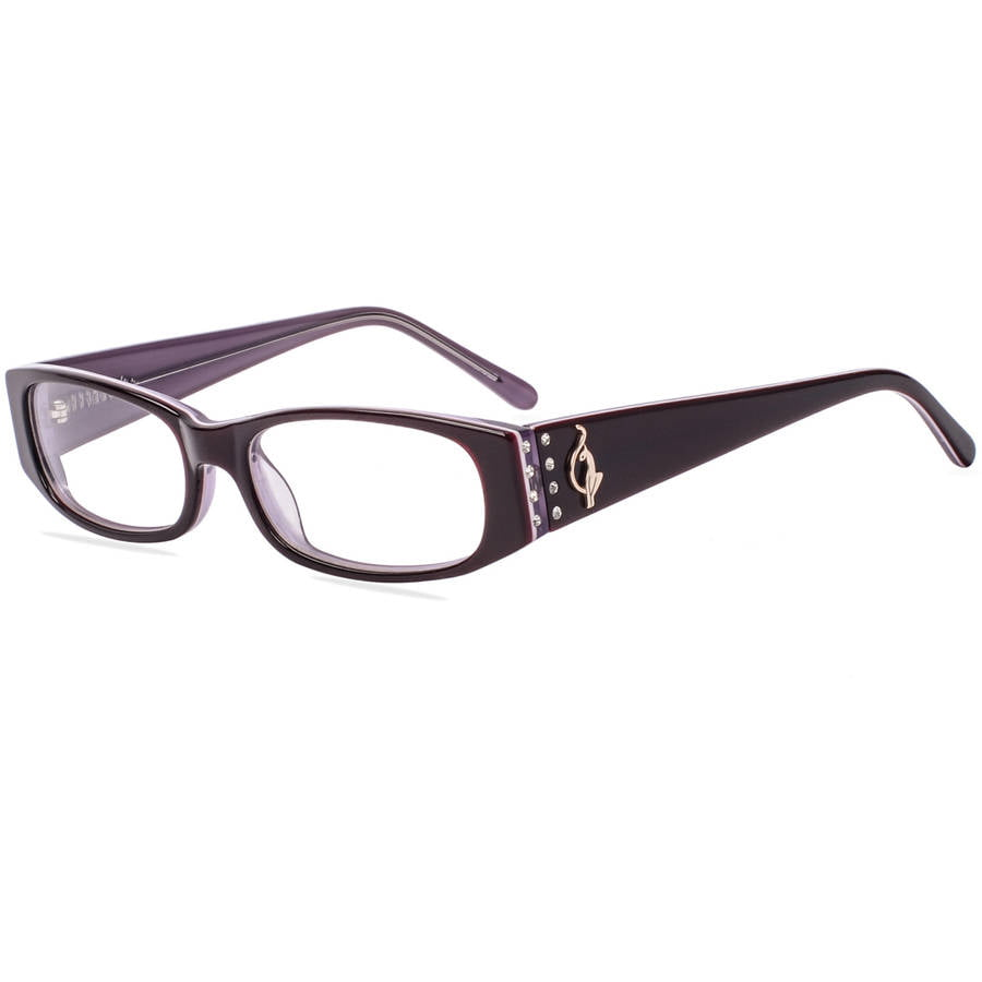 Baby Phat Womens Prescription Glasses, 220 Wine - Walmart.com