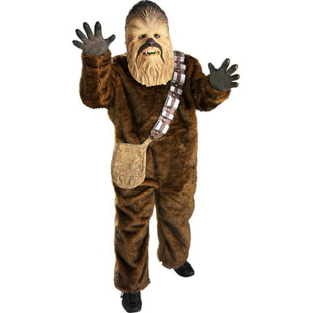 Chewbacca Deluxe Child Costume (Chewbacca Costume Rental)