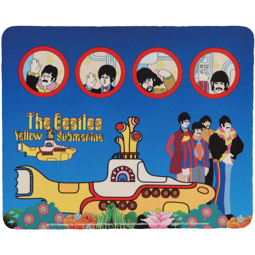 Beatles Mouse Pad