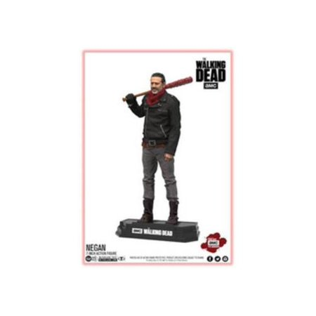 Mcf The Walking Dead Negan 7 Inch Action Figure  Tmp International Inc