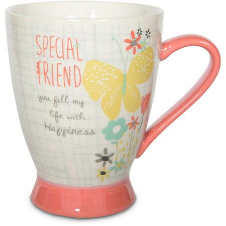 Pavilion Gift Company 74041 Special Friend Ceramic Mug, 16 oz., 5