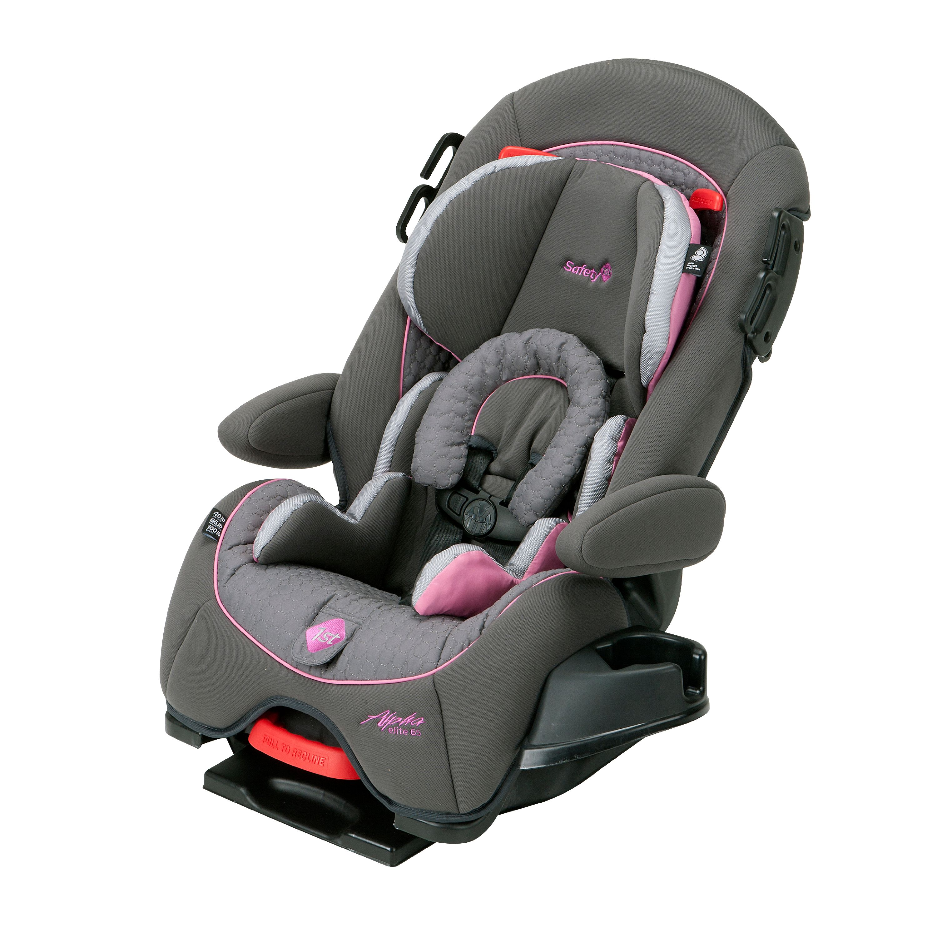 Safety 1st Alpha Elite 65 3-in-1 Car Seat, Charisma