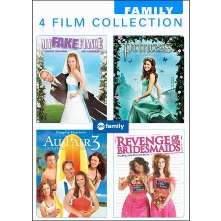 ABC Family Collection: Pricess: A Modern Fairytale / My Fake Fiance / Au Pair 3 / Revenge of The Bridesmaids