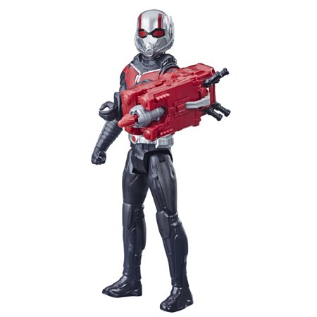 Marvel Avengers: Endgame Titan Hero Power FX Ant-Man Figure - Halloween Fx Alien Figure