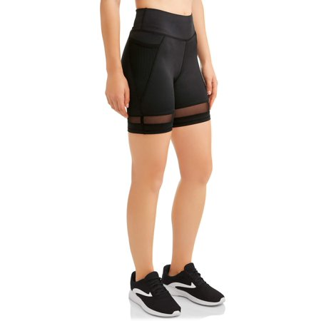 Women's Active Bike Shorts with Pockets 7