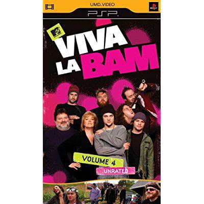 Viva La Bam Vol 4 - Sony PSP