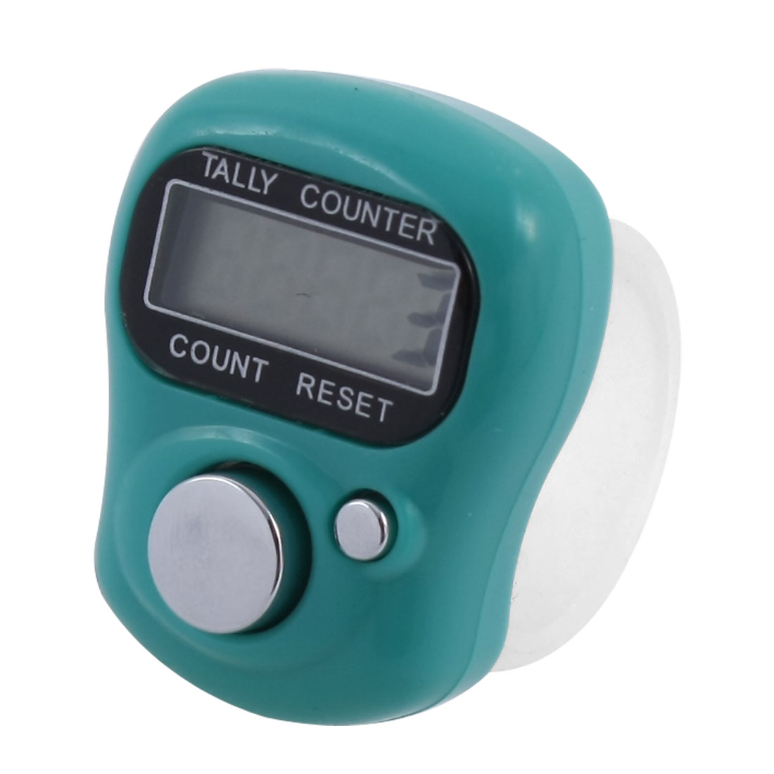 Unique Bargains Mini 5-Digit LCD Electronic Digital Golf Finger Hand Ring Tally Counter - image 1 of 1