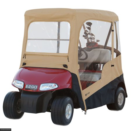 Classic Accessories Fairway Golf E-Z-Go Golf Car Enclosure