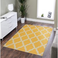Sweet Home Stores Clifton Collection Moroccan Geometric Trellis Design Living and Bedroom Area Rugs