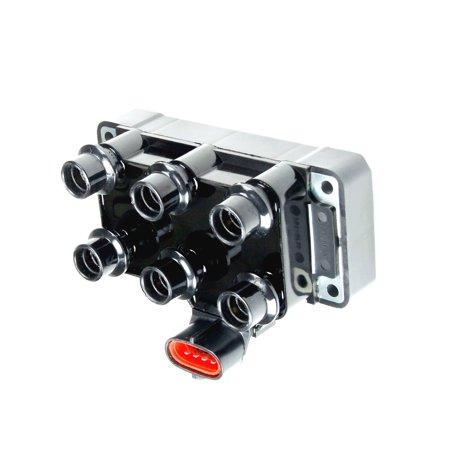 New Ignition Coil Pack For 1989-1997 Ford Thunderbird 3.8L V6 Compatible with FD488 C901 ()