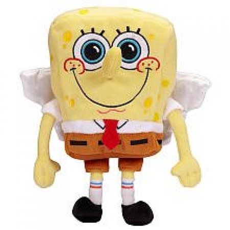 Sponge Bob Small Plush - - Spongebob Walking Small