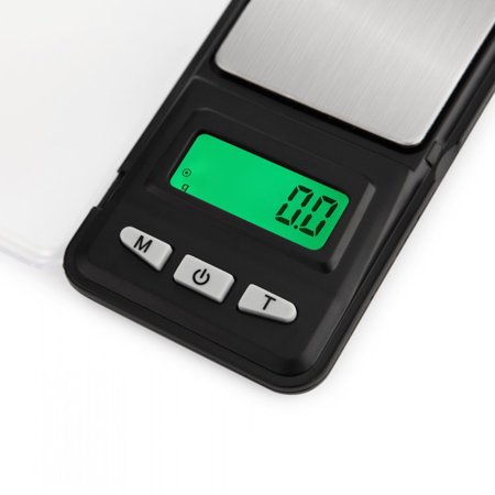 200g/0.01g High Precision Portable Pocket Electric LCD Jewelry Weighing Scale - image 4 of 7