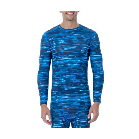 Russell Men's Voltage Performance Baselayer Thermal Top Base Layer Fleece Top