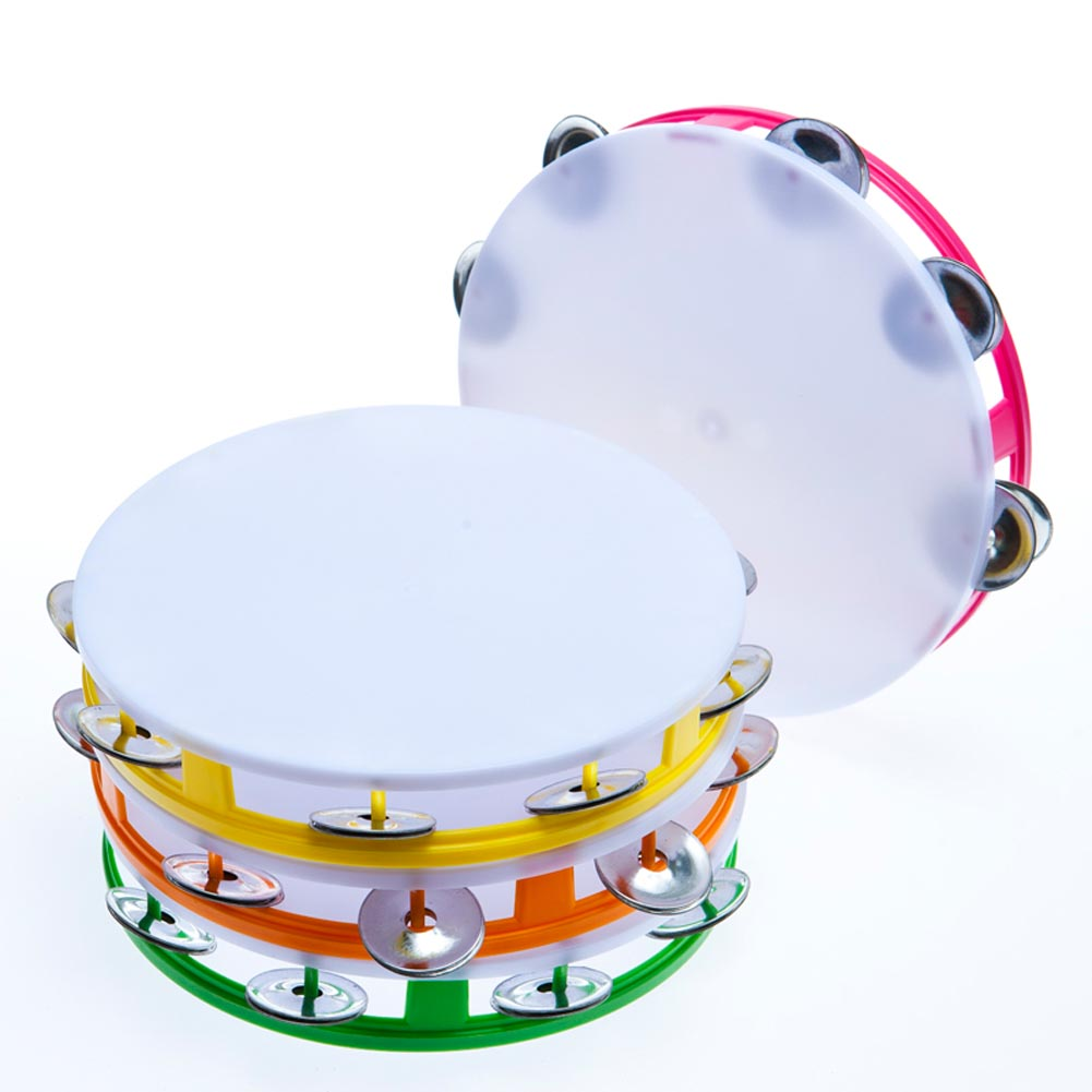 Children's Tambourine by Rhode Island Novelty