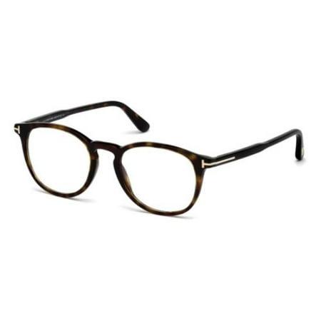 TOM FORD Eyeglasses FT5401 052 Dark Havana 51MM