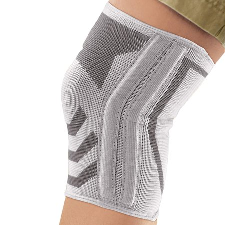 Ace Knitted Knee Brace With Side Stabilizers Extra Large