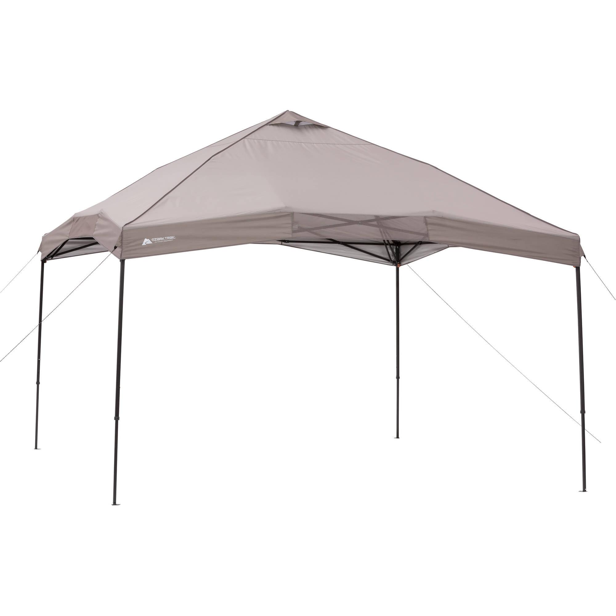 sc 1 st  Walmart & Ozark Trail 12u0027 x 12u0027 144 sq. ft. Instant Setup Canopy - Walmart.com