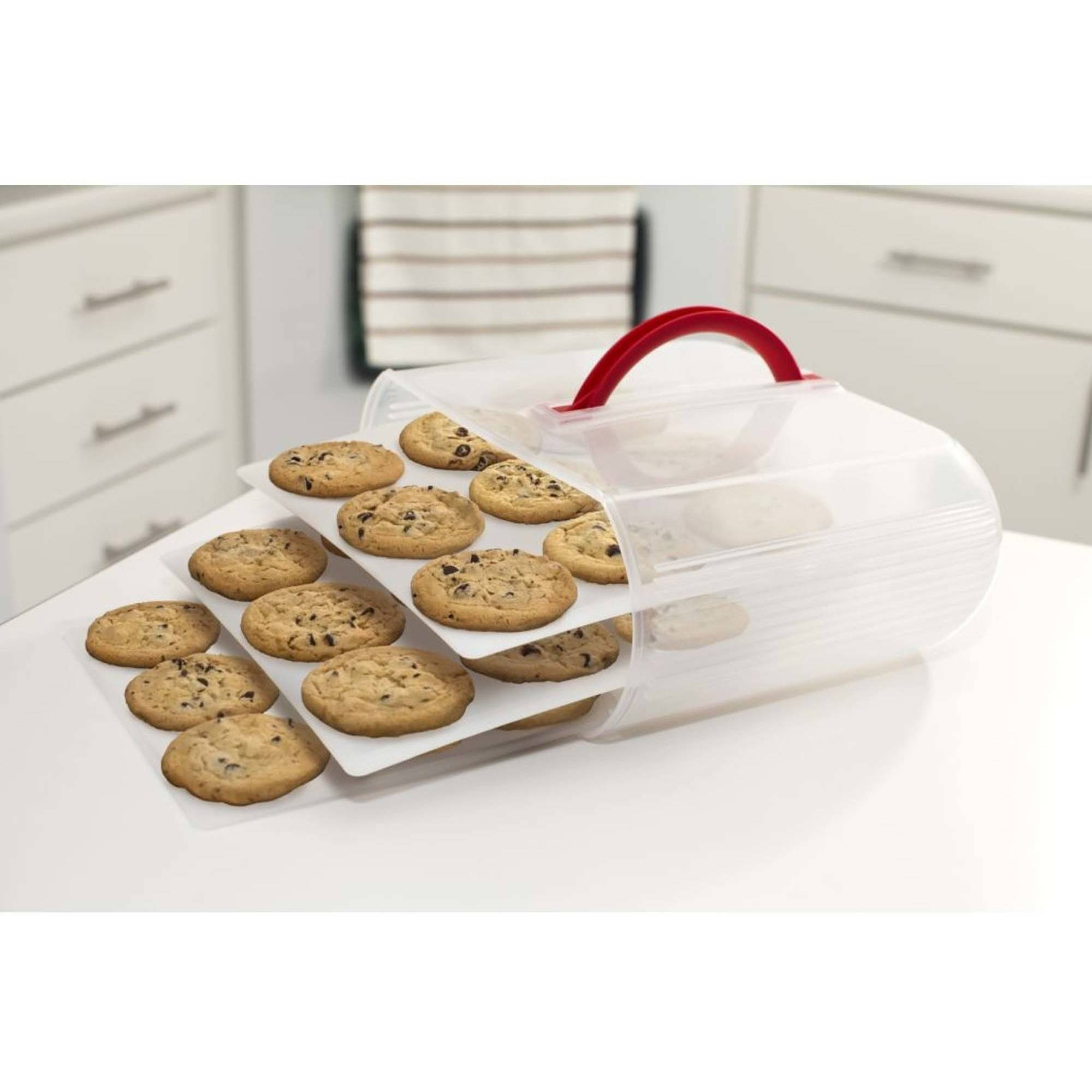 Love Cooking Company Mrs Fields Bakeru0027s Sto N Go, 10.5 Awesome Design