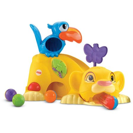 Fisher Price Drop N Roar Simba