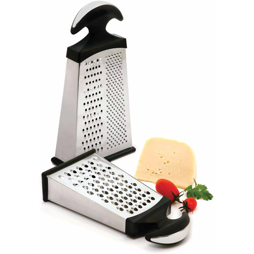 Norpro Stainless Steel Grip-EZ Slim Grater
