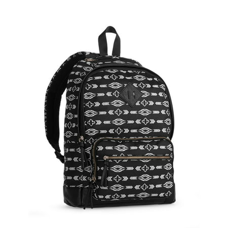 No Boundaries Ikat Dome Backpack