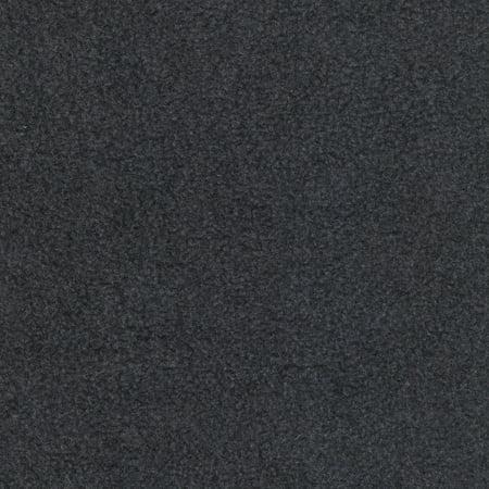 SHASON TEXTILE (2 Yards cut) POLAR FLEECE SOLID, DK. HEATHER GREY.
