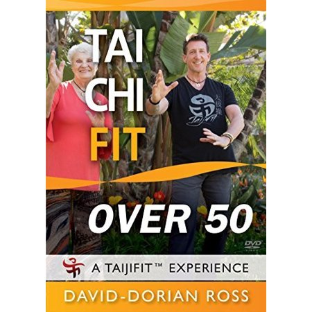 Tai Chi Fit: Over 50 With David-dorian Ross (DVD)