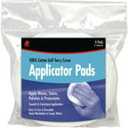Buffalo Terry Wax Applicator Pads, 2pk