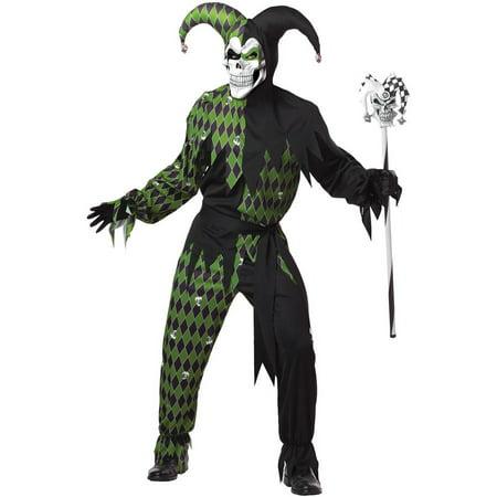 Jokes On You Men's Adult Halloween Costume - Good Halloween Jokes Adults
