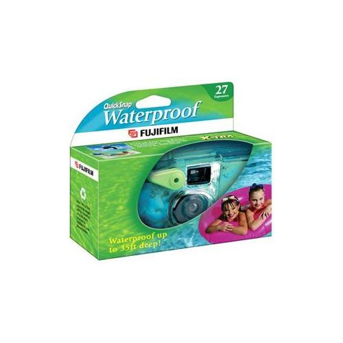 Fujifilm QuickSnap Waterproof 35mm Disposable Camera - 35mm)