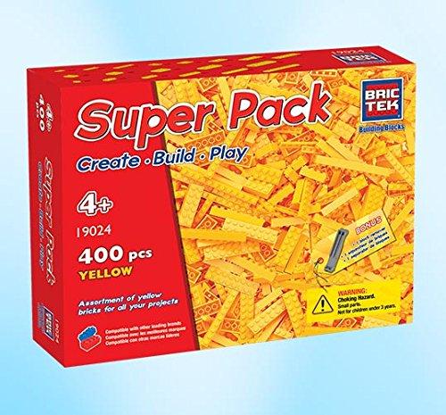 Brictek Yellow - Super Pack 19024