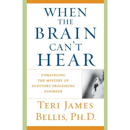 When the Brain Can't Hear : Unraveling the Mystery of Auditory Processing Disorder - Sensory Processing Disorder Halloween