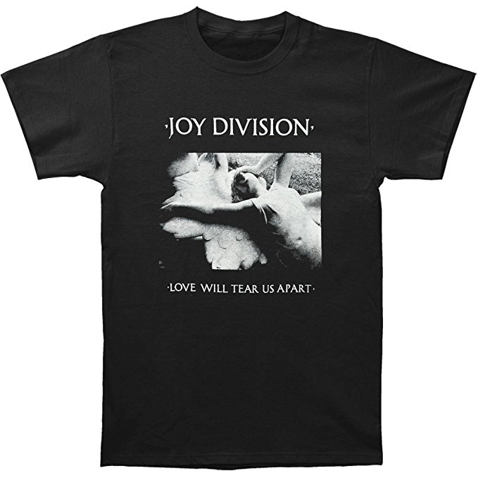 JOY DIVISION BOXED MUG Love Will Tear Us Apart