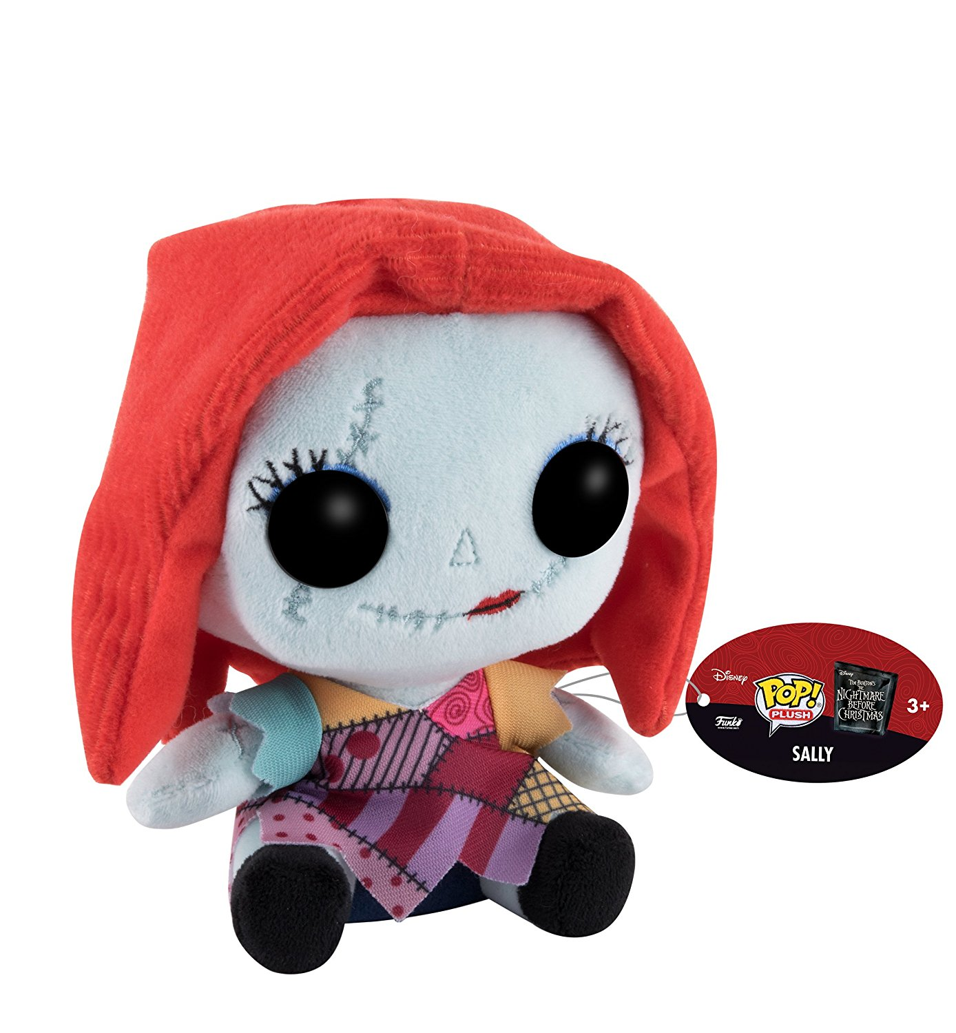 POP Plush: The Nightmare Before Christmas - Sally Action Figure ...