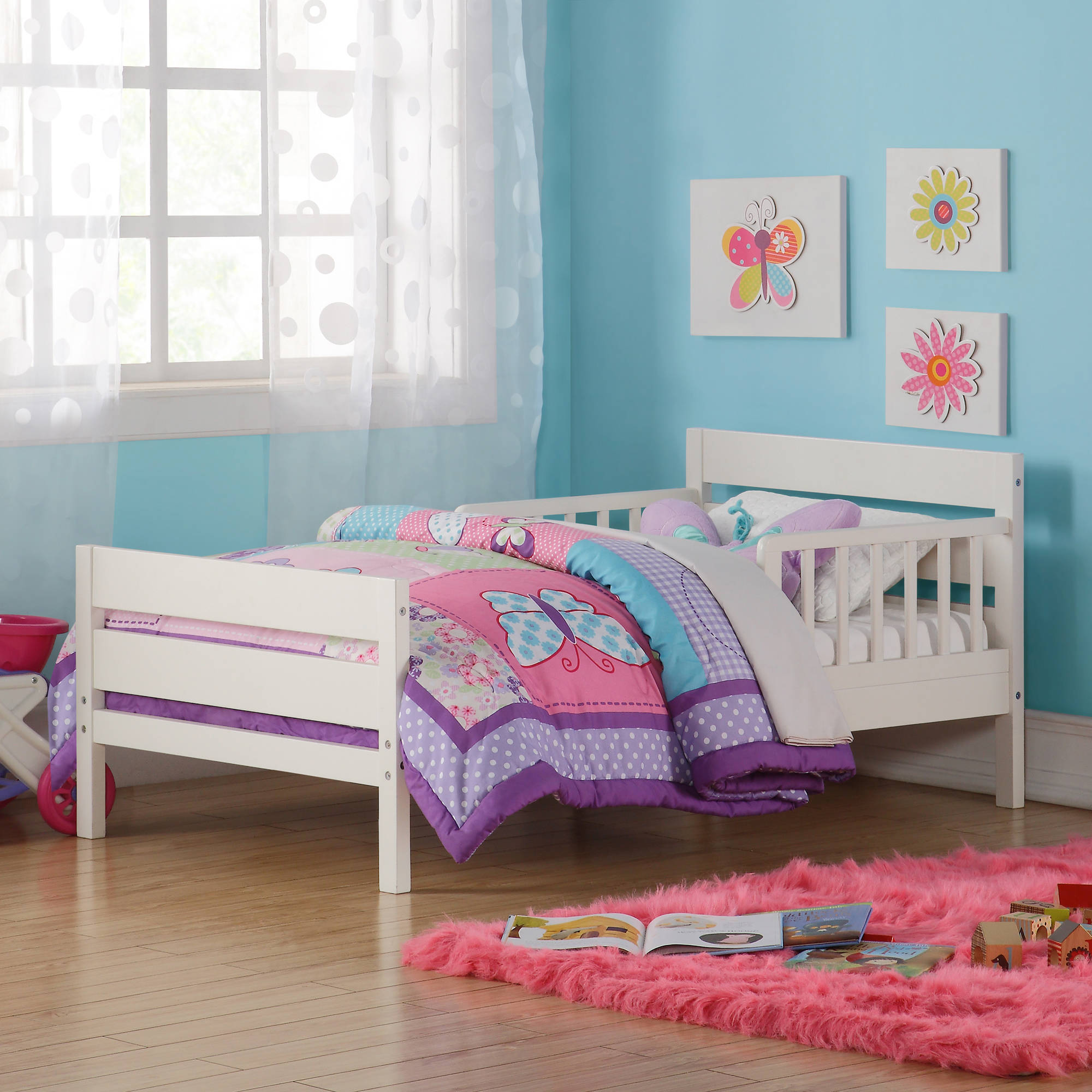 Baby Relax Cruz Toddler Bed, Multiple Colors